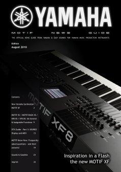 Yamaha Music Production Guide History -English-